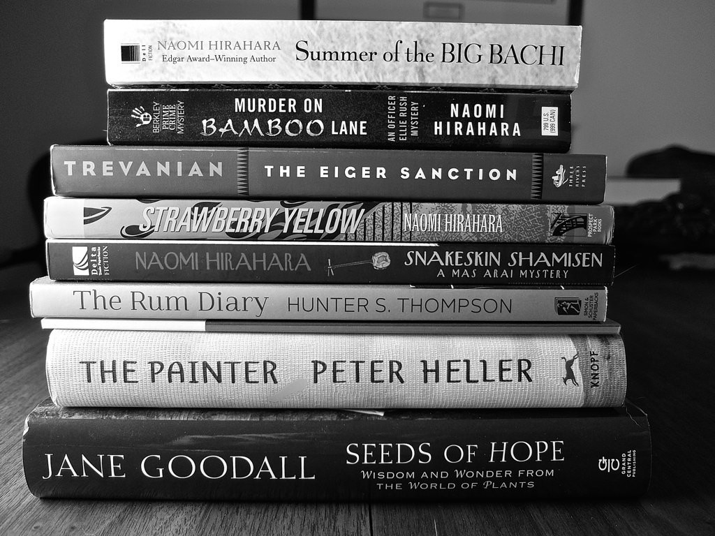 May 2014 Books